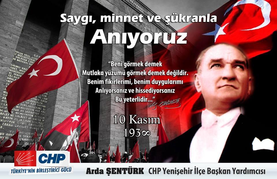 Chp Mustafa Kemal Atatürk Mustafa Kemal Atatürk'ü